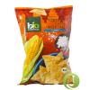 BIO ZENTRALE Tortilla Chips Tengeri Sós 125 g