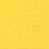 Dombornyomott szalvéta 16 ív 33x33 cm, 3 rétegű, sárga