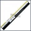 Lenovo L12M4E01 2200 mAh 4 cella fekete notebook/laptop akku/akkumulátor utángyártott