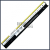 Lenovo IdeaPad G410s Touch Series 2200 mAh 4 cella fekete notebook/laptop akku/akkumulátor utángyártott