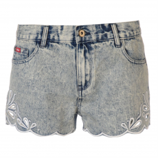 Lee Cooper Rövidnadrágok Lee Cooper Cut Out Denim női