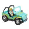 Scooby Doo Figura készlet, Fred és Monster Safari Jeep (5029736060855)