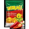 Spiller Fruit Ltd. TORTOLINES Fűszeres Zöldbanán (Főzőbanán) Chips 100 g