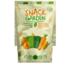Snack Garden Kft. SNACK GARDEN Enyhén Sós Zöldségchips 40 g biokészítmény