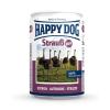 Happy Dog Strauß Pur - Strucc húsos konzerv 24 x 400 g