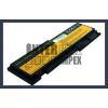 Lenovo ThinkPad T420si 4400 mAh 6 cella fekete notebook/laptop akku/akkumulátor utángyártott
