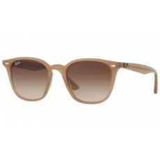 Ray-Ban RB4258 616613 SHINY OPAL BEIGE BROWN GRADIENT napszemüveg