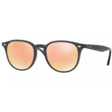 Ray-Ban RB4259 62307J SHINY OPAL GREY ORANGE FLASH ORANGE napszemüveg