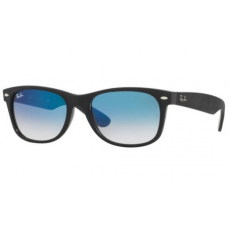Ray-Ban RB2132 62423F NEW WAYFARER BLACK/TOP BLACK ALCANTARA BLUE GRADIENT napszemüveg