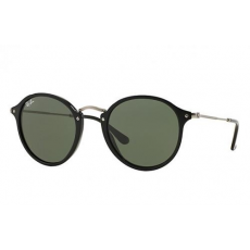 Ray-Ban RB2447 901/58 BLACK GREEN POLARIZED napszemüveg