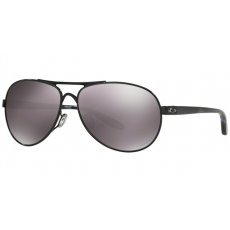 Oakley OO4079 27 FEEDBACK POLISHED BLACK PRIZM DAILY POLARIZED napszemüveg
