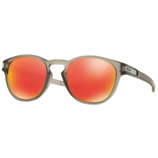 Oakley OO9265 15 LATCH MATTE GREY INK RUBY IRIDIUM napszemüveg
