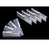 G.Skill TridentZ F4-3200C14Q-64GTZSW 64GB (8x8GB) 3200Mhz CL14 DDR4 Desktop memória (ram)