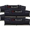 G.Skill RipjawsV F4-3200C15Q-64GVK 64GB (4x16GB) 3200Mhz CL15 DDR4 Desktop