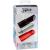 Joydivision Ladylike minivibrátor 2db szilikon köpennyel - piros, fekete