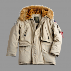 Alpha Industries Polar Jacket - khaki