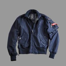 Alpha Industries Starfighter - replica blue