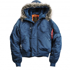 Alpha Industries N2B VF 59 - bold blue