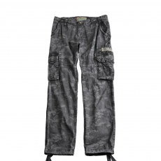Alpha Industries Jet Pant - black camo