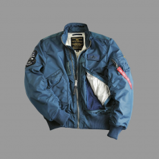 Alpha Industries Engine - fakó kék