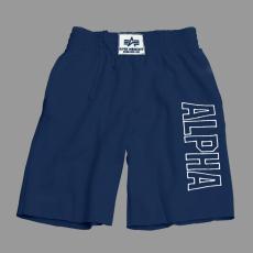 Alpha Industries Track Short - sötét kék