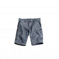 Alpha Industries Deck Short - szürkés kék