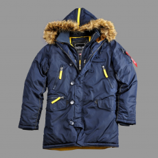 Alpha Industries PPS N3B - replika blue