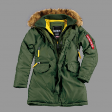 Alpha Industries PPS N3B Női - dark green