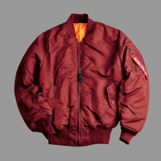Alpha Industries MA-1 - burgundy