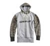 Alpha Industries Adrenaline Hoody - szürke kapucnis pulóver férfi pulóver, kardigán