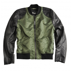 Alpha Industries Dirt Bike - sage green