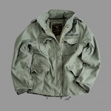 Alpha Industries M-65 VF 59 Női - sage zöld