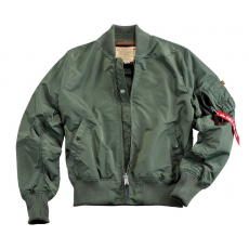 Alpha Industries MA 1 TT - sage green