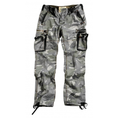 Alpha Industries Tough C - black camo
