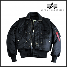 Alpha Industries X-Force - fekete