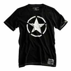 Alpha Industries Star T - black