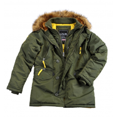 Alpha Industries PPS N3B - dark green