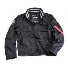Alpha Industries MC Club Jacket - fekete