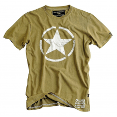 Alpha Industries Star T - olive