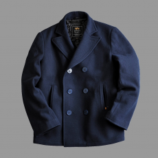 Alpha Industries Peacoat USN - sötétkék