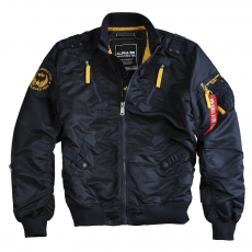 Alpha Industries Falcon II - replika kék