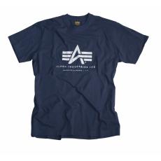 Alpha Industries Basic T - sötétkék póló