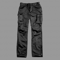 Alpha Industries Overland Pant VF - fekete