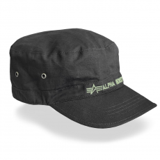 Alpha Industries Army Hat - fekete