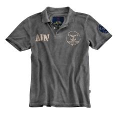 Alpha Industries AIN Polo - szürke