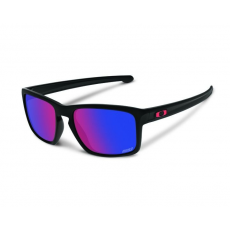 Oakley Sliver Marc Marquez Signature Matte Black Positive Red Iridium