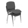 Nowy Styl Conference chair: ISO black CU-26  black and grey mbk0260242
