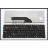 Asus K53TK fekete magyar (HU) laptop/notebook billentyűzet