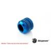 Bitspower Royal Blue Enhance Dual Multi-Link For Acrylic Tube OD 12MM /BP-RBLEDML/