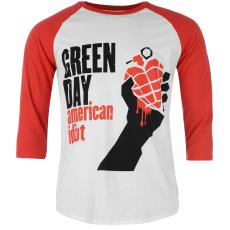 Official Póló Official Green Day Raglan fér.